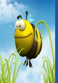 free-wallpaper-funny-bee