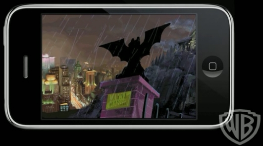 Lego Batman for iPhone