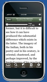 Free book downloads for iPhone